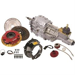 Speedway Motors LS Transmission Kit, 6-Speed, Tremec T56, 700 HP