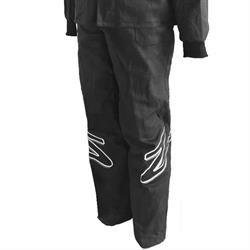 Zamp ZR-10 SFI 3.2A/1 Black Single Layer Race Pant
