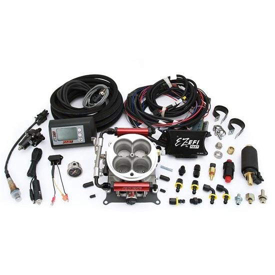 FAST 30227-KIT EZ-EFI Self Tuning Fuel Injection Master Kit