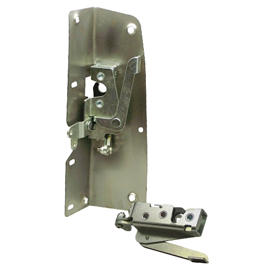 Trique Mfg. 1955-1959 Chevy Pickup Bolt-In Bear-Jaw Door Latches  sc 1 st  Speedway Motors & Mfg. 1955-1959 Chevy Pickup Bolt-In Bear-Jaw Door Latches
