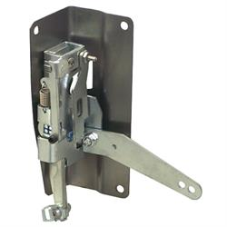 Speedway 1940-47 Ford Pickup Bolt-In Bear-Jaw Door Latches