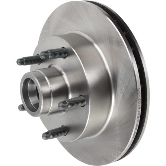 Mustang II Disc Brake Rotor, 5 on 4-1/2 Inch