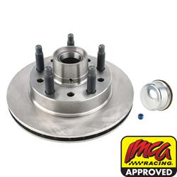 Low Friction Oil Bath 10 Inch Hybrid Brake Rotor Kit