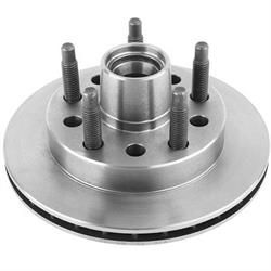 Lightweight Hybrid Rotor for GM Metric, .810 Thick