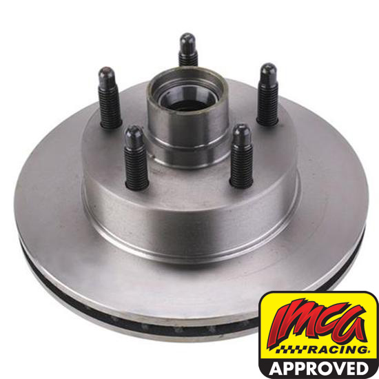 1973-77 GM Midsize 11 Inch Brake Rotor, 5 on 5 Inch