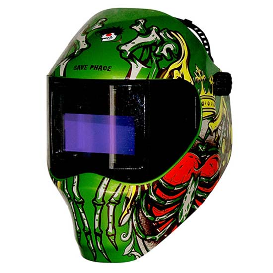 Save Phace 3011629 RFP 40V8Z12 Series Dead King Welding Helmet