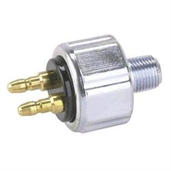 Speedway Brake Line Port Pressure Switch, 1/8 NPT