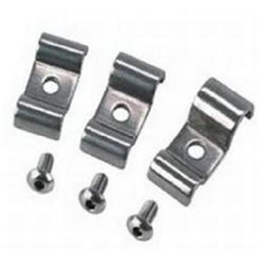 Brake Line Hardware : Stainless steel dual brake line tube clamps bag
