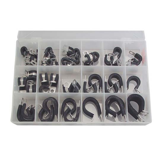 51 Piece Rubber Insulated Clamp Kit by PICO 0003-RC