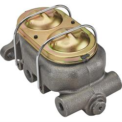 GM/Corvette Cast Iron Master Cylinder, 1 Inch Bore