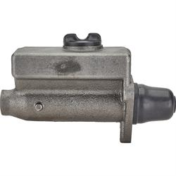 1939-48 Ford Single Master Cylinder w/ Stainless Sleeve, 1-1/16 Bore