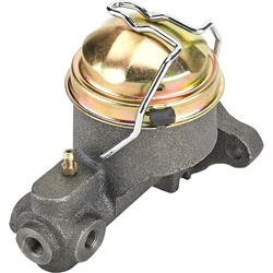 """GM  Reproduction 55-64 Chevy 1/"""" Bore Master Cylinder Power Manual Brakes 7//16-24"""