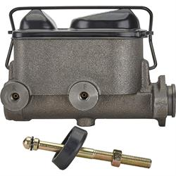 Dual Feed Master Cylinder W/ Internal Stainless Steel Sleeve