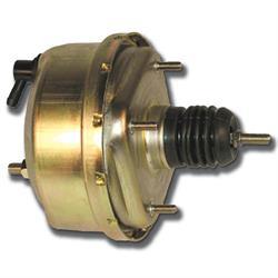 Reservoir Power Brakes Pro Street Rod Universal Chrome Brake Vacuum Canister