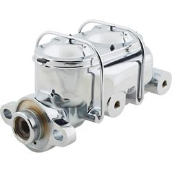 Single Diaphragm Chrome Booster Master Cylinder Combo