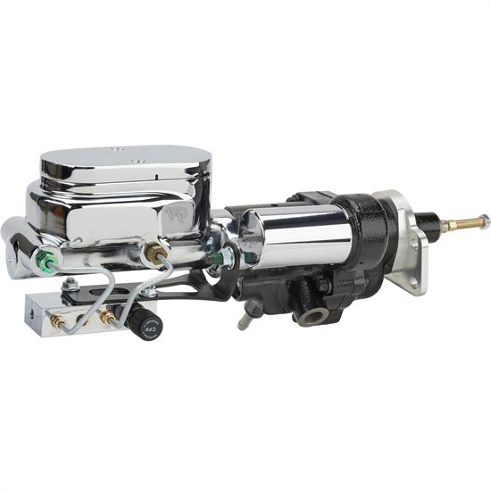 CPP 6474HBK-SS GM A/F/X-Body Hydroboost Hydraulic Brake Booster