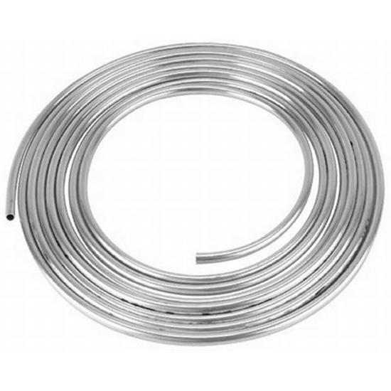 Speedway 3/16 Inch Steel Brake Line, 25 Ft. Roll