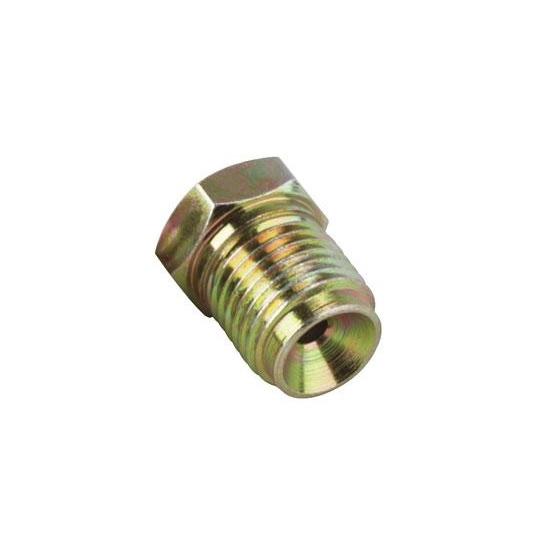 5//16 Tube 1//2-20 Inverted 1//card Brass Plug