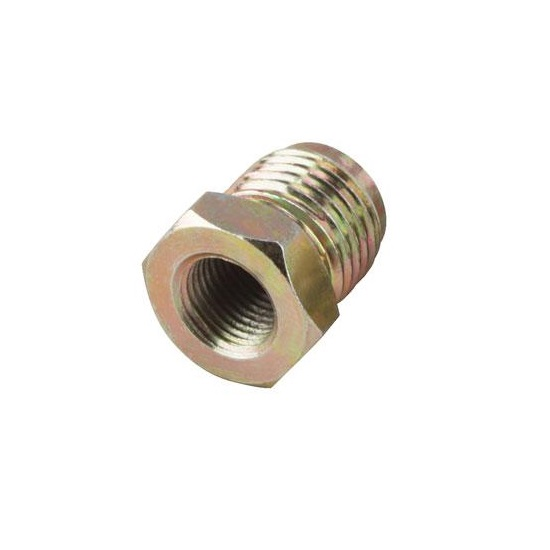 Quot inverted flare male to npt female adapter