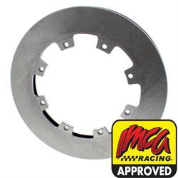 Speedway Pro-Lite Vented Brake Rotor, 11.75 x 1.25 Inch