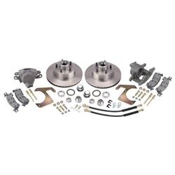1948-1956 Ford Half Ton Deluxe Disc Brake Kit, 5 x 4-1/2 Inch