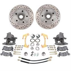Classic Truck Disc Brake Kits - Free Shipping @ Speedway Motors