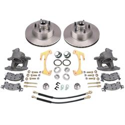 Deluxe Disc Brake Kit 1947-1959 Chevy Half-Ton Pickup