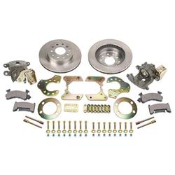 Ford 9 Inch Bolt-On Rear Disc Brake Kit w/ E-Brake
