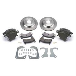 GM 7.5 Inch 10 Bolt Bolt-On Rear Brake Kit