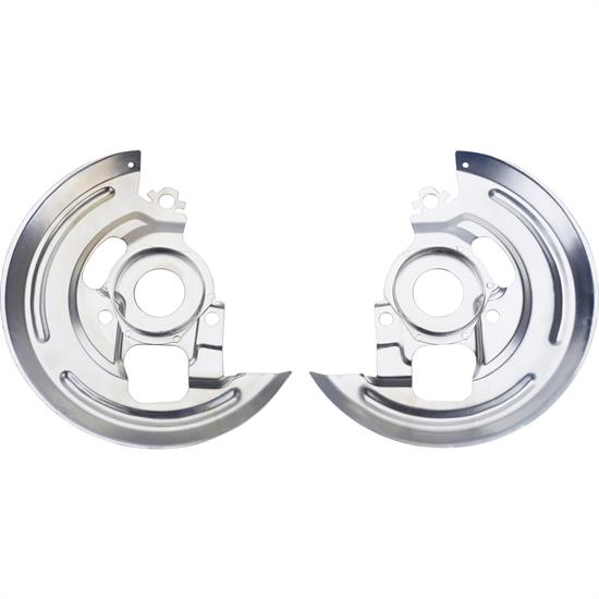 Speedway Pair of 1964-72 GM A F /& X Body Front Brake Backing Plates
