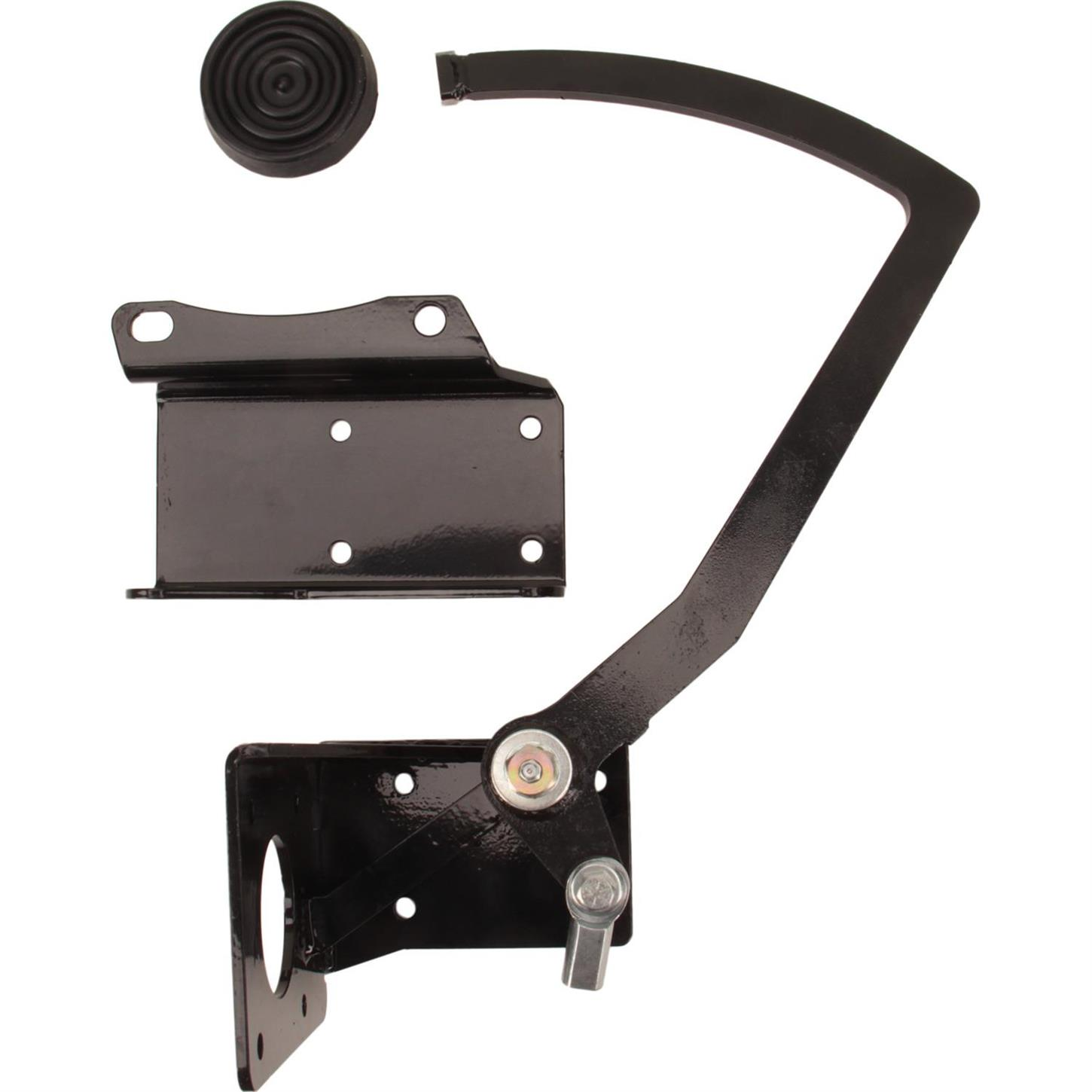 NEW REPLACEMENT 1947 TO 1959 CHEVY AND GMC TRUCK BRAKE AND CLUTCH PEDAL !