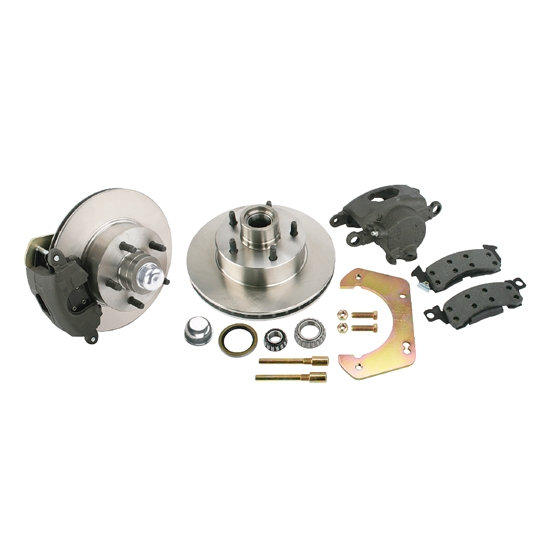 Disc Brake Kit for Total Performance Spindles, 5 x 4-1/2