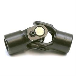Sweet Mfg Steering U-Joint, 3/4 In Round to 3/4 In Round, Universal