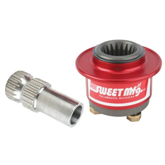 Sweet Mfg. 801-70004 Aluminum Quick Release Hub, 3/4 Inch Sleeve