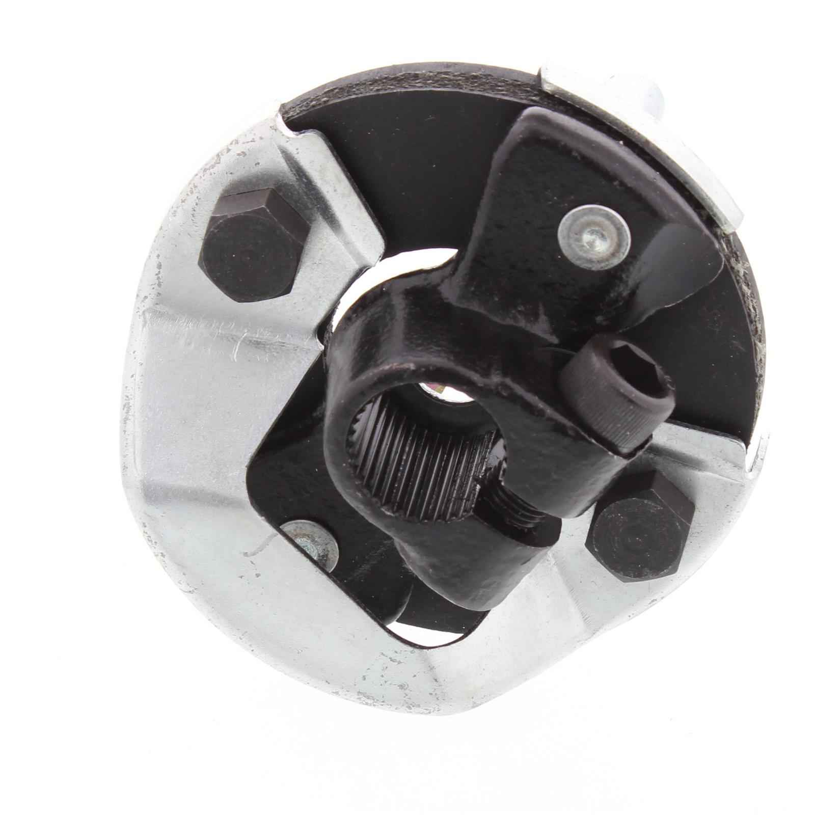 """NEW STEERING RAG JOINT,13//16/""""-36 X 3//4/"""" DD,DOUBLE D,BOX COUPLING SHAFT COUPLER"""