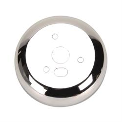 Chrome Steering Wheel Adapter Cover