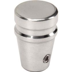 Universal Billet Knob for 3/16 Inch Shaft