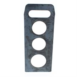 Speedway Weld-On Steering Shaft Bracket, 8 Inch