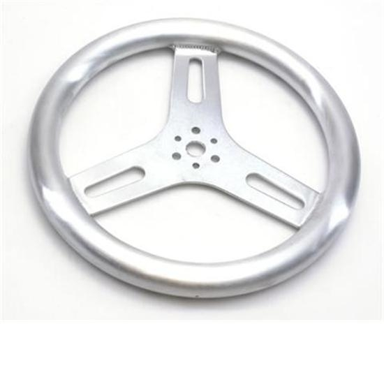 Pro-Grip Aluminum Steering Wheel, 13 ""