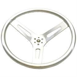 15 Inch Standard Dish Aluminum Steering Wheel