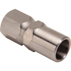 2.5 Inch Steel Hex Sleeve Only for 3/4 Inch Steering Shaft