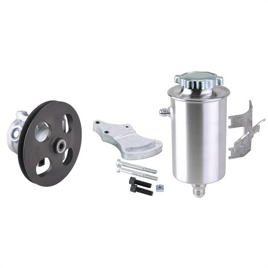 Power Steering Pump Combo, -10 AN Fittings