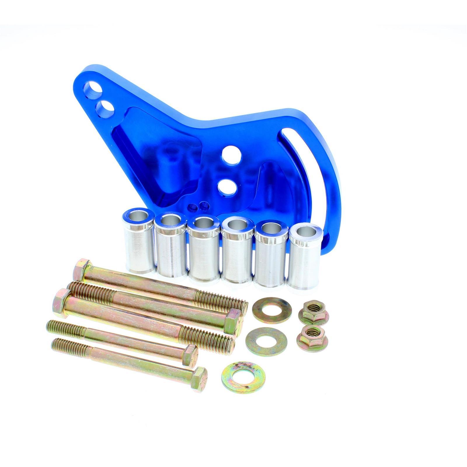 Hooker 10961HKR Super Competition Power Steering Pump Bracket
