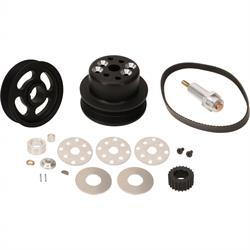 Speedway Motors SBC Serpentine Pump Drive Pulley Kit