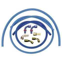 Power Steering Hose Kit, -10 AN Reservoir