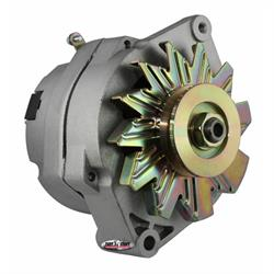Tuff Stuff 7127K 1 Wire Alternator, 140 AMP, V Groove Pulley