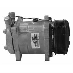 Tuff Stuff 4515NC6G Sanden Style SD508 A/C Compressor, R134A Series