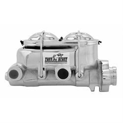 Tuff Stuff 2071NA Dual Reservoir Brake Master Cylinder, 1-1/8 Inch
