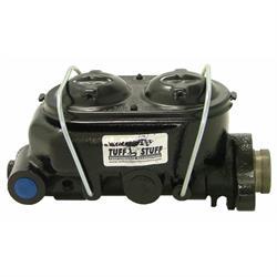 Tuff Stuff 2020NC Dual Reservoir Brake Master Cylinder, 1 Inch