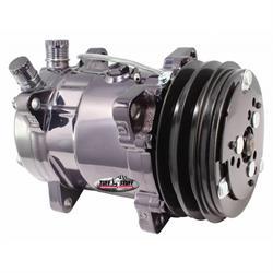 Tuff Stuff 4515NADP7 Sanden Style SD508 A/C Compressor, R134A Series